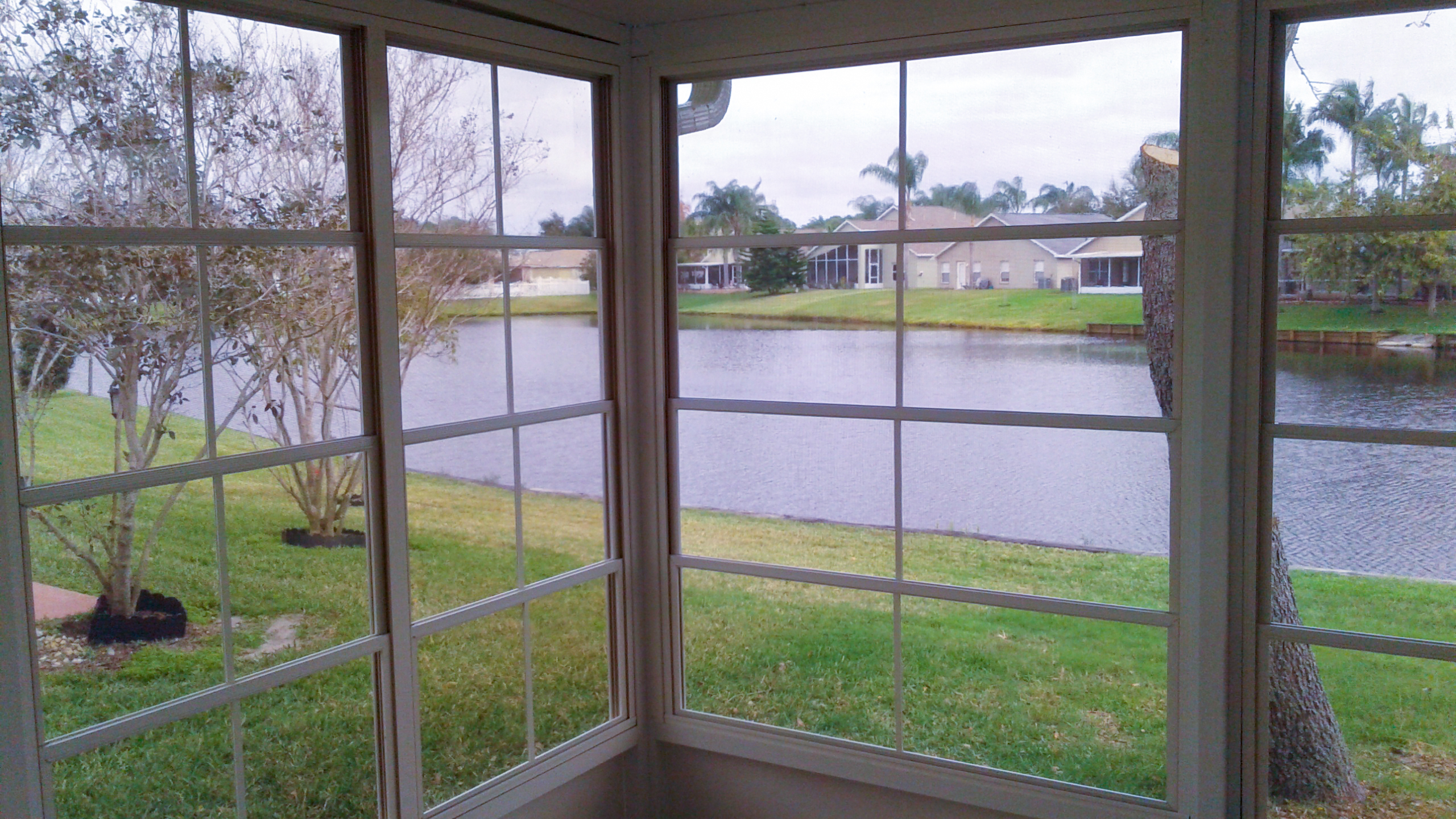 Acrylic & Vinyl Windows