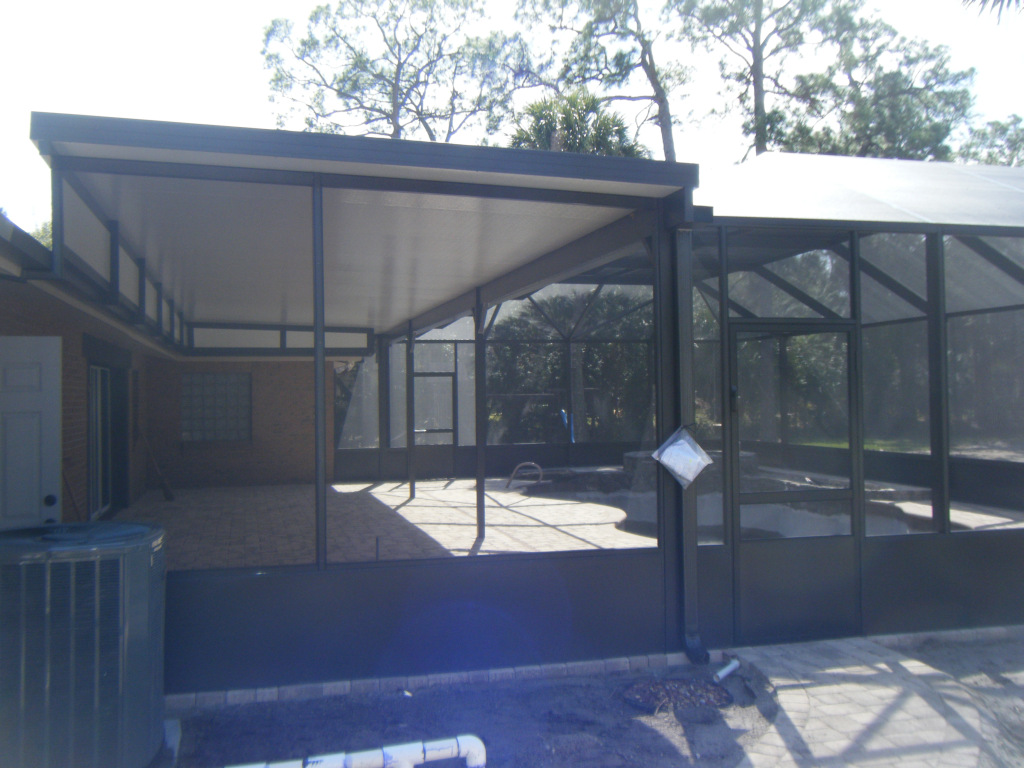 pool enclosure 15a