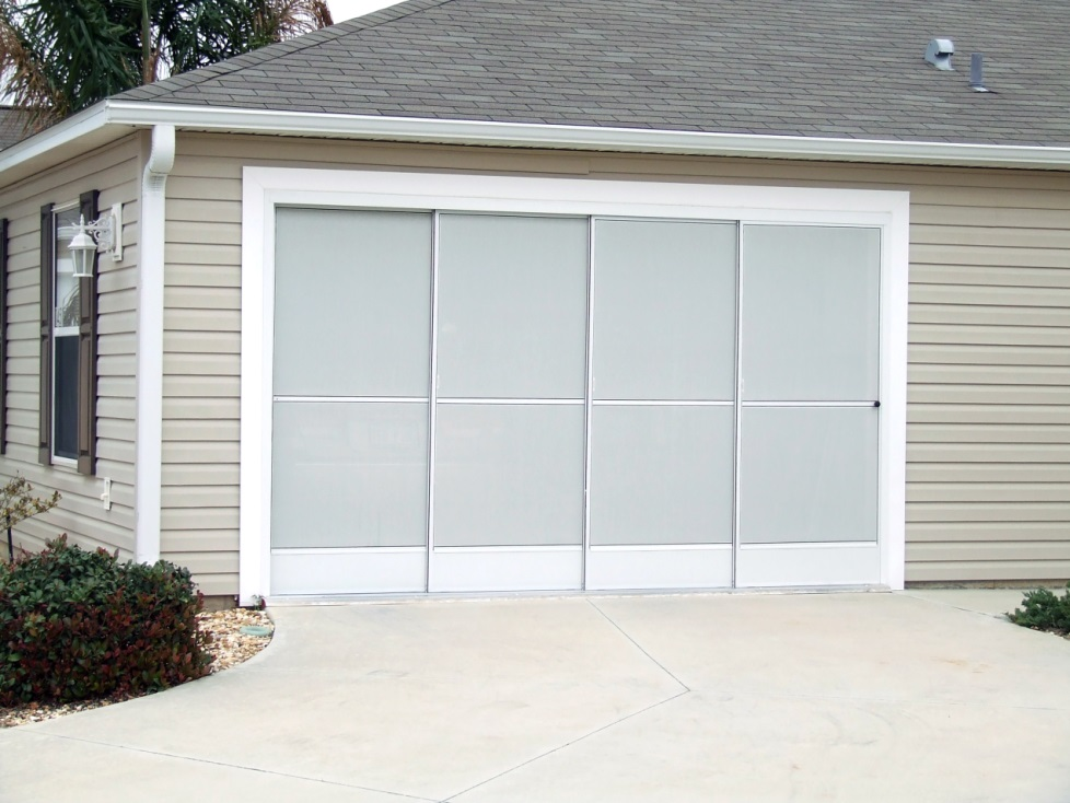Garage Screens